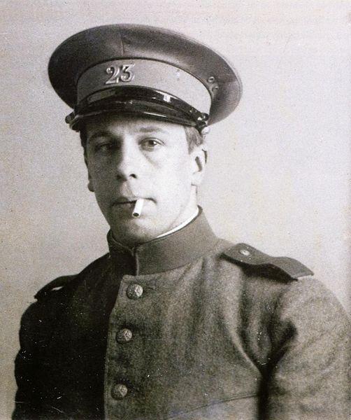Theo von Doesburg (1883 – 1931)