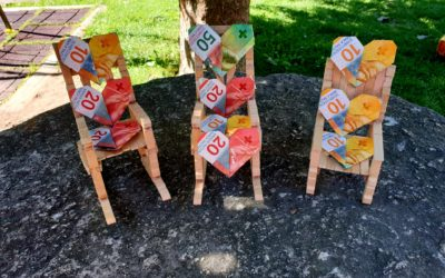 Stuhlwettbewerb 2019